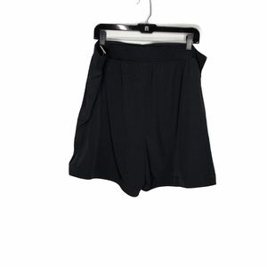 Calia Black Anywhere Collection Midrise Shorts
